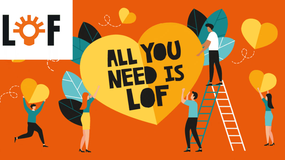 All you need is lof