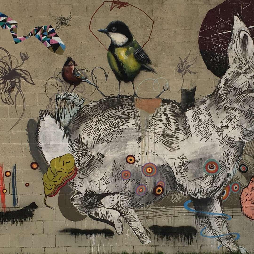 Mural art collin vd sluijs 2017 2